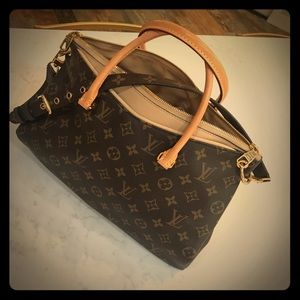 LV Pallas Monogram Classy Shoulder Bag